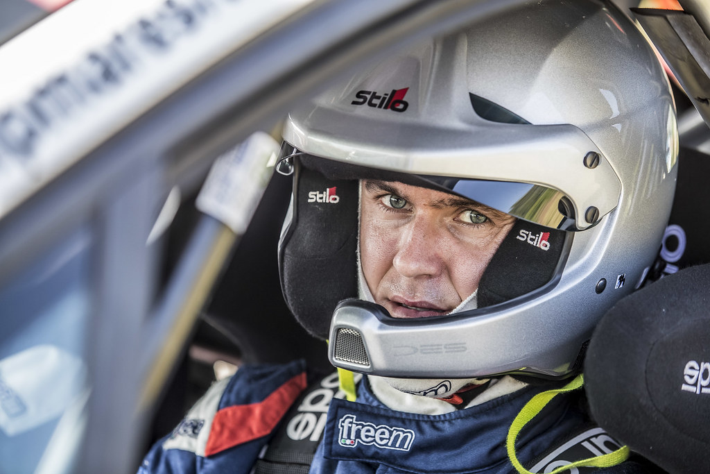 MARES Filip (CZE) HLOUSEK Jan (CZE) Peugeot 208 R2 ambiance portrait during the 2017 European Rally Championship Rally Rzeszowski in Poland from August 4 to 6 - Photo Gregory Lenormand / DPPI
