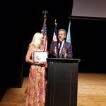Leonel Fernández recibe reconocimiento en Festival de Cine Argentino celebrado en Florida