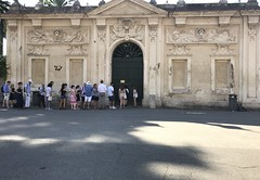 Aventine Keyhole, Rome