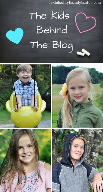 The Kids Behind The Blog Monthly Interview