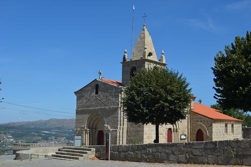 Igreja de Santa Maria Maior de Tarouquela I