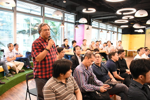 """【HKEx & HKSTP】""""New Innovation Board"""" Concept briefing"""