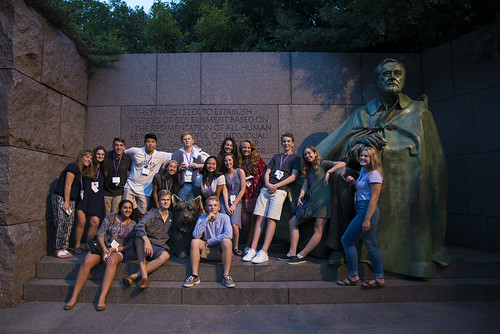 MAST & LAWA Visit Monuments