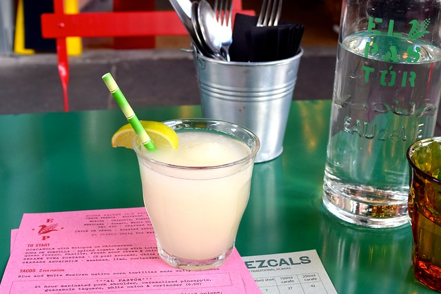 Frozen House Margaritas at El Pastor, Borough Market | www.rachelphipps.com @rachelphipps