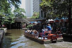 San Antonio - Riverwalk Boat