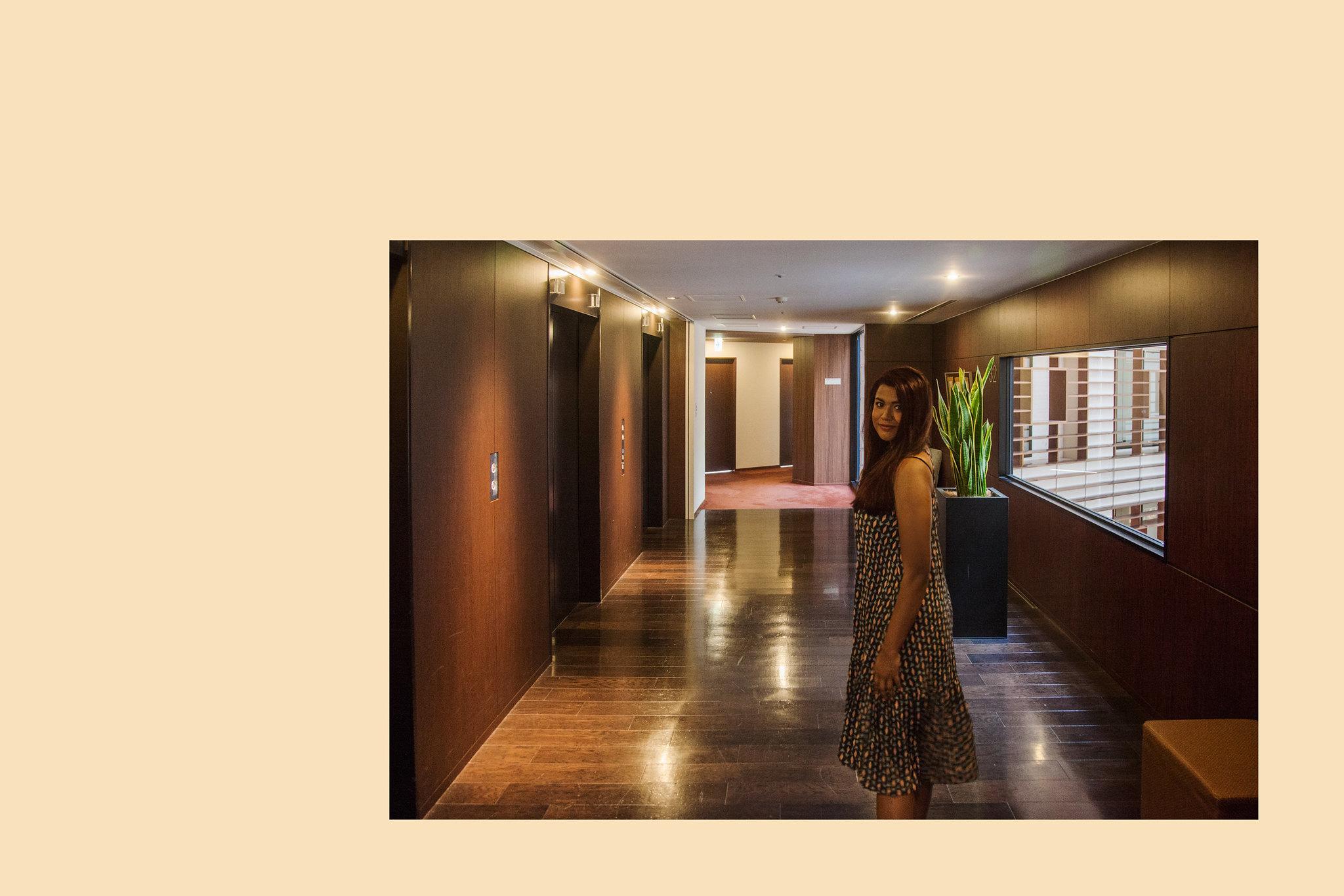 Park Hotel | Shiodome