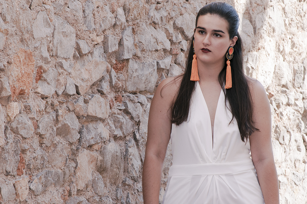 something fashion blogger influencer streetstyle spain valencia outfits summer jumpsuit graduation university_0682