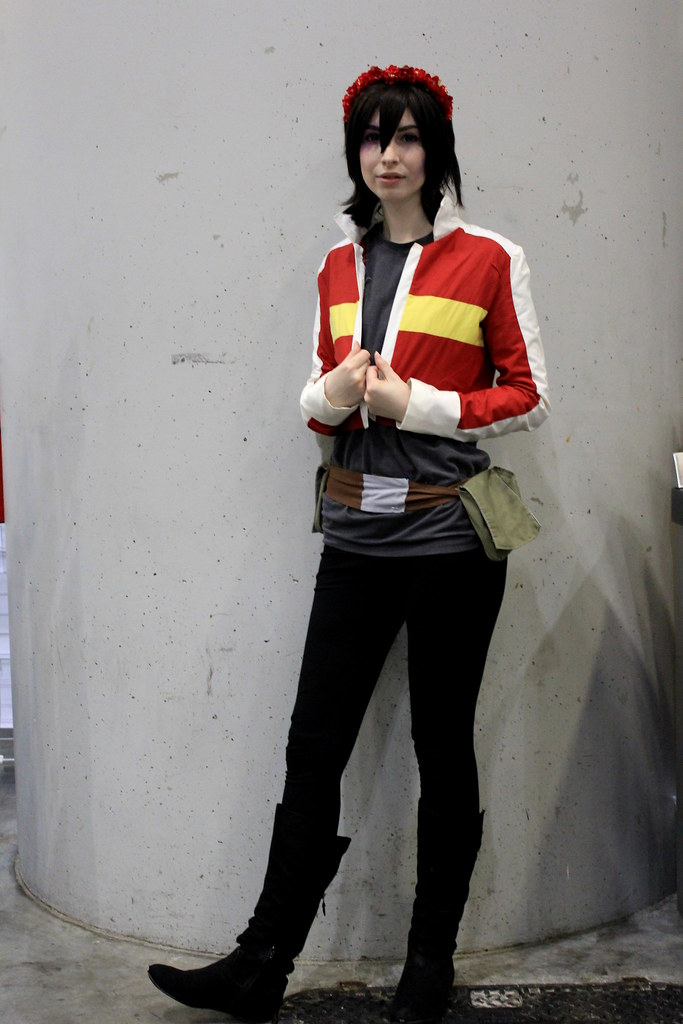 Voltron Legendary Defender Keith Cosplay Photographed At Flickr
