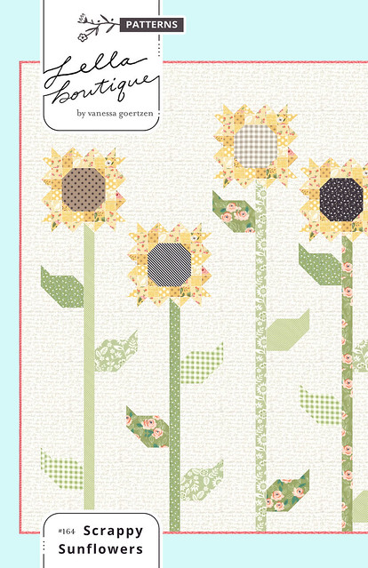 LB164 Sunflowers PDF cover