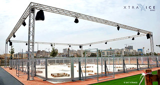 Synthetic Ice Rink in Argelia