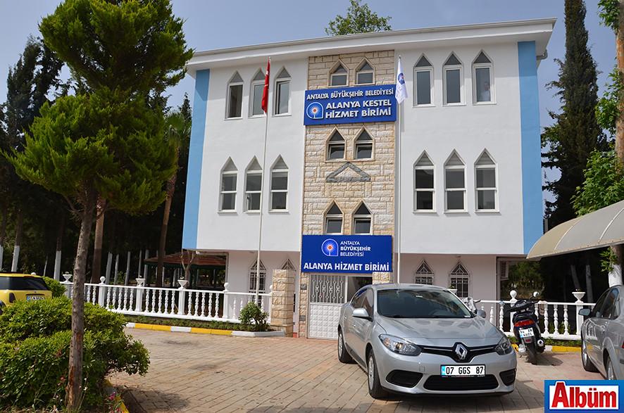 Antalya Büyükşehir Belediyesi Alanya Koordinatörü Hüseyin Güney-2