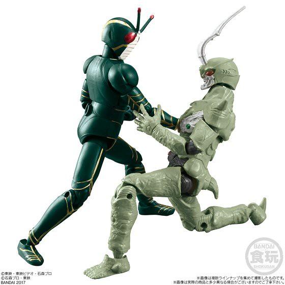 《假面騎士》掌動系列「第七彈」大好評續推!!SHODO 仮面ライダーVS7