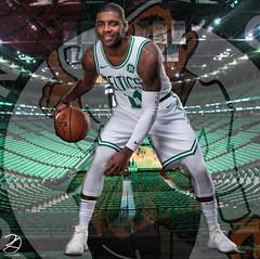 Kyrie Irving - Boston Celtics.