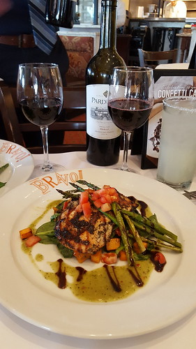 Grilled salmon. From #CelebrateBravo: Happy Birthday, Bravo! Cucina Italiana