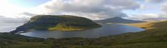 Sørvágsvatn Lake