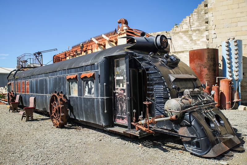 Battle train