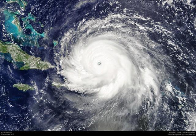 Hurricane Irma 2017 09 07