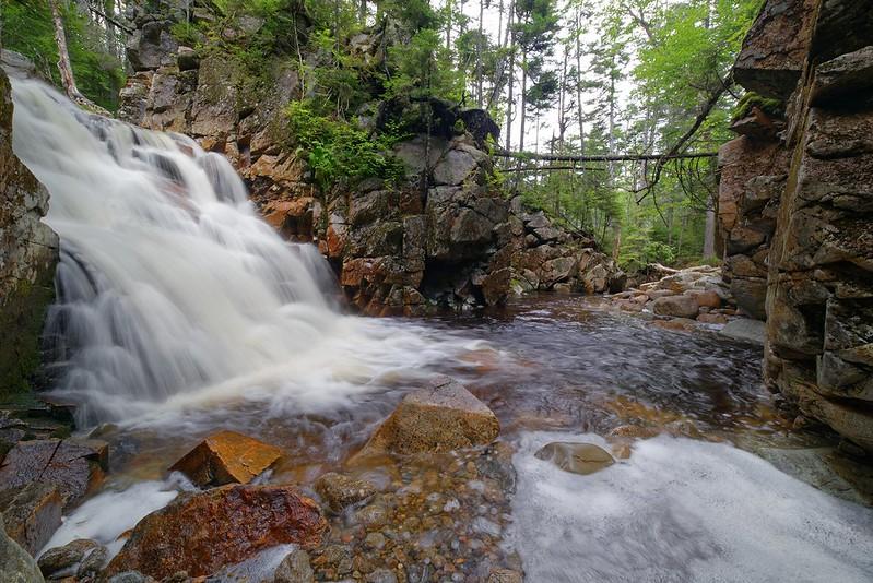 Rocky Glen Falls