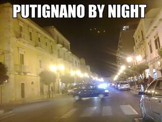 Putignano notte