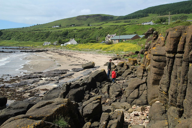 Isle of Arran - Kildonan