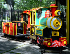 All Aboard!....Forest Park, Queens