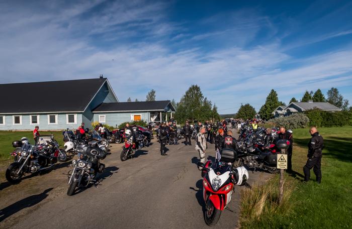 motoristit koulukiusaamista vastaan mkkv lappi lapland tour 2017 moottoripyörä moottoripyöräily custom aavasaksa experience mökkimajoitus mökit majoitus lomamökki  (1 of 1)