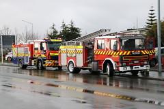 Hydro Grand Second Alarm Fire