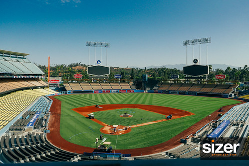 Dodger Stadium Tour - Los Angeles