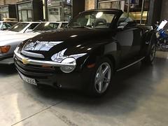 Chevrolet SS-R (2003-2006)