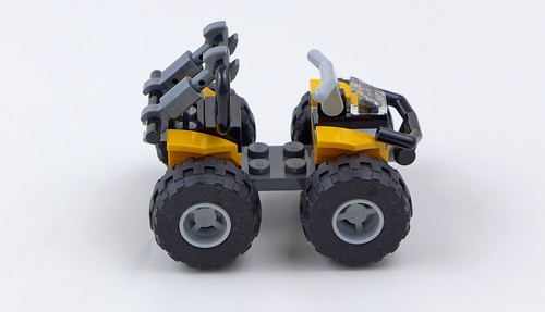 LEGO City Jungle 30355 Jungle ATV 12