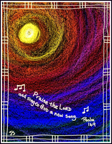 Psalm 149vbor