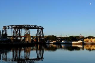 Puente Viejo, Puente nuevo, Autopista