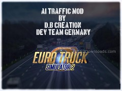 AI Traffic Mods By D.B.Creation