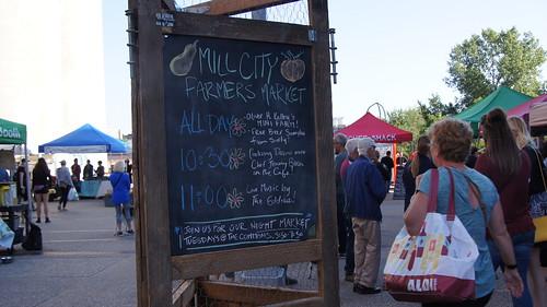 September 9, 2017 Mill City Farmers Market