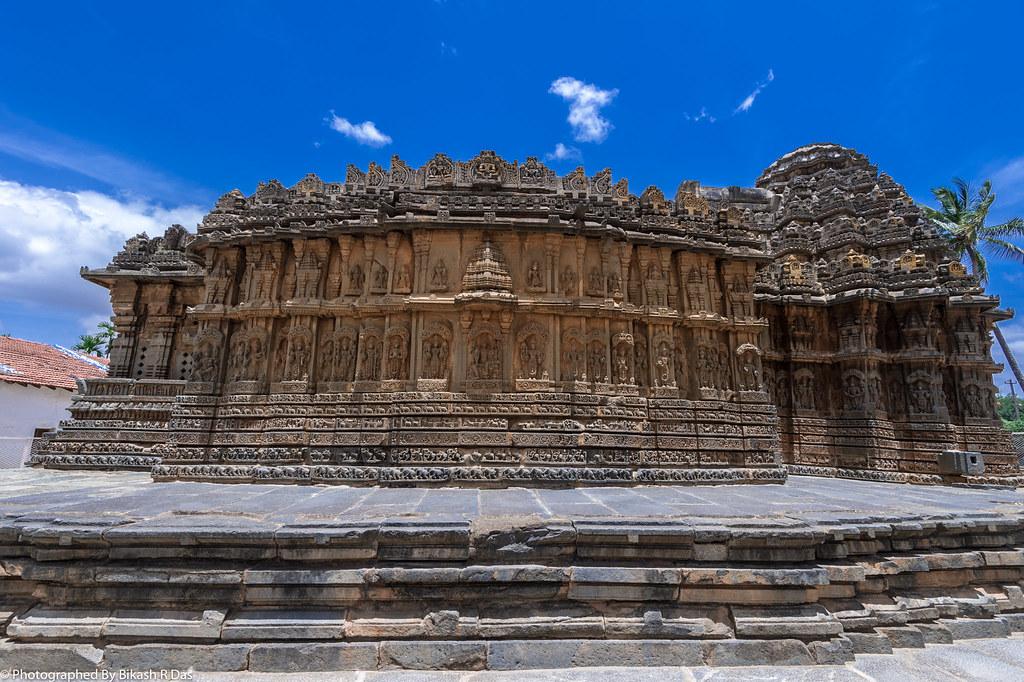 Sri ChennaKesava Temple, Aralaguppe