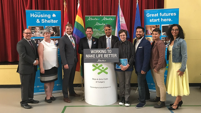 LGBTQ2S Youth Housing and Shelter Guidelines announcement