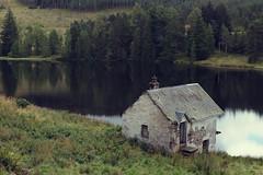 Hut on the Loch