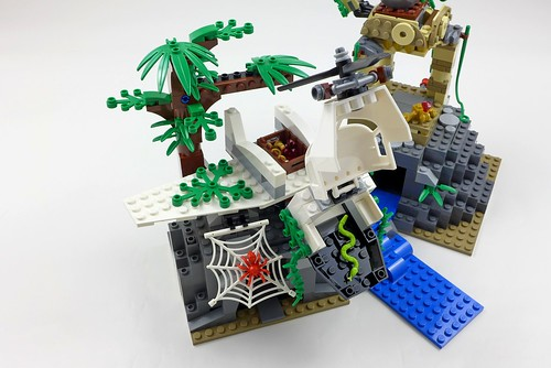 LEGO City Jungle 60161 Jungle Exploration Site 89