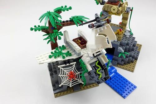 LEGO City Jungle 60161 Jungle Exploration Site 89