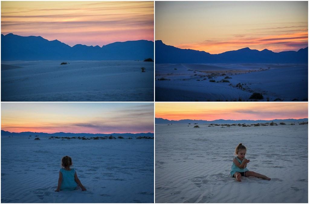 goodnight white sands