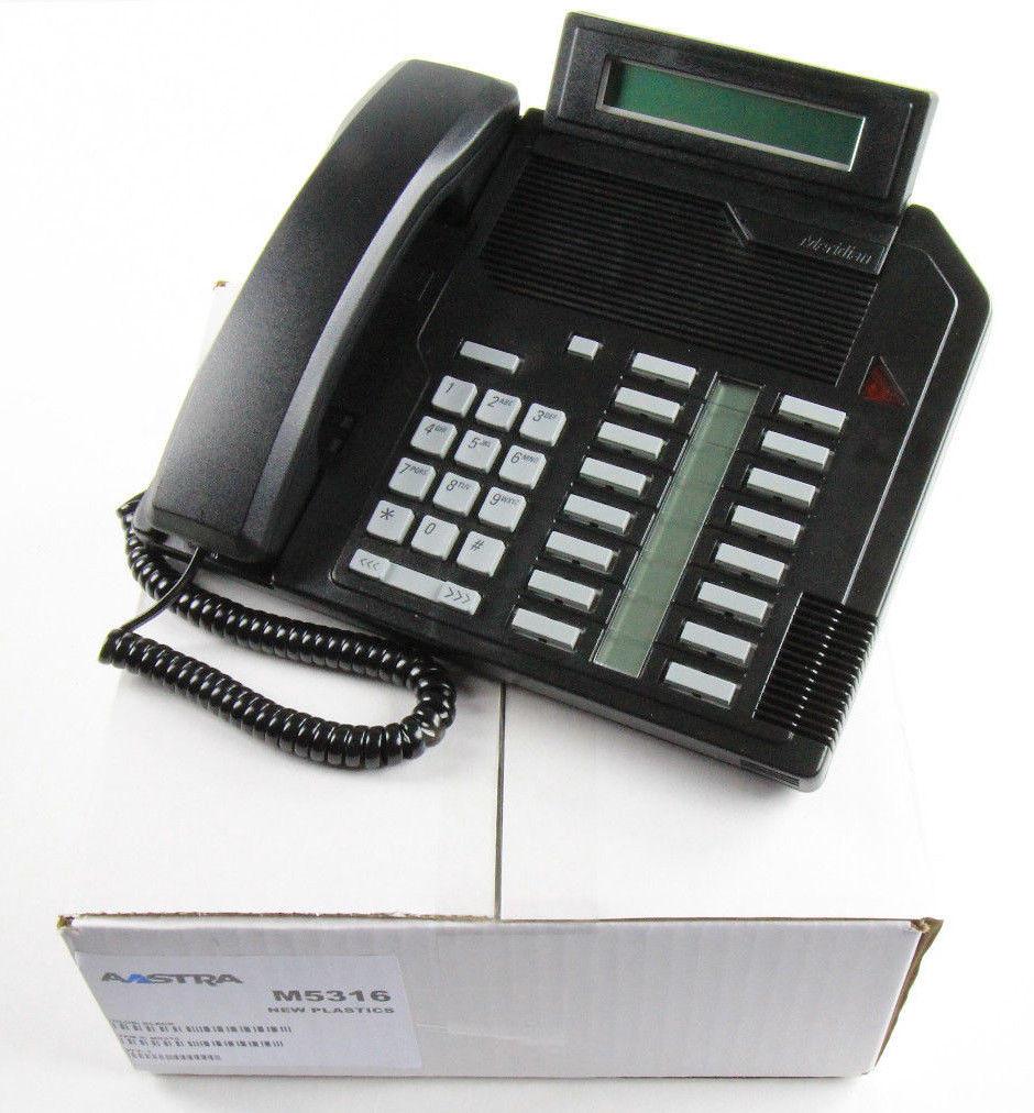 Meridian m5316 phone instructions