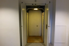siemens small freight elevator in 1912 wing of post office