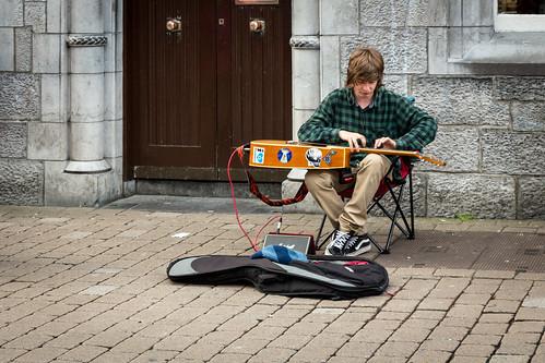 galway ireland irlanda streetphotography street streetperformer