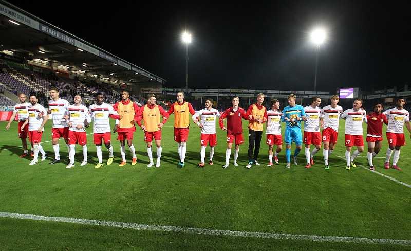 15.9.2017  VfL Osnabrueck vs. FC Rot-Weiss Erfurt