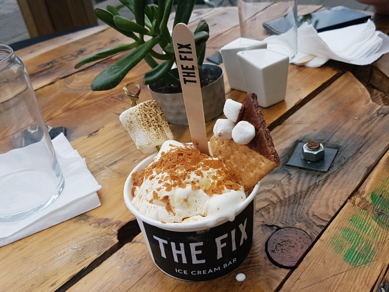 The Fix ice cream