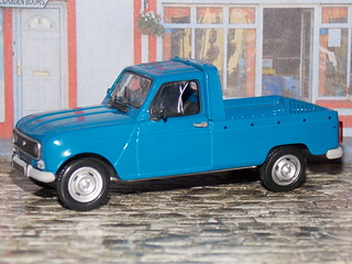 Renault 4 PickUp - 1979 - Universal Hobbies