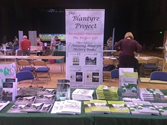 Blantyre Project stand