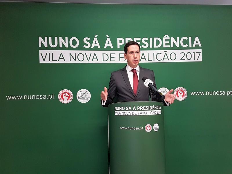 Nuno Sá _ Apresentação do programa eleitoral02
