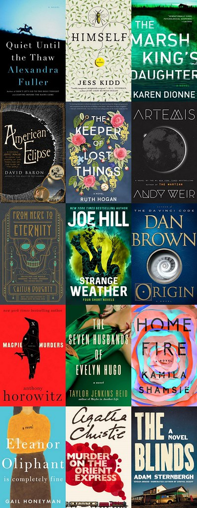 fall 2017 to read list