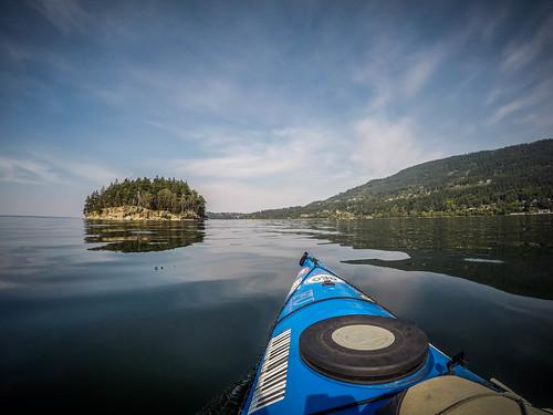 Kayaking Bellingham Bay-17